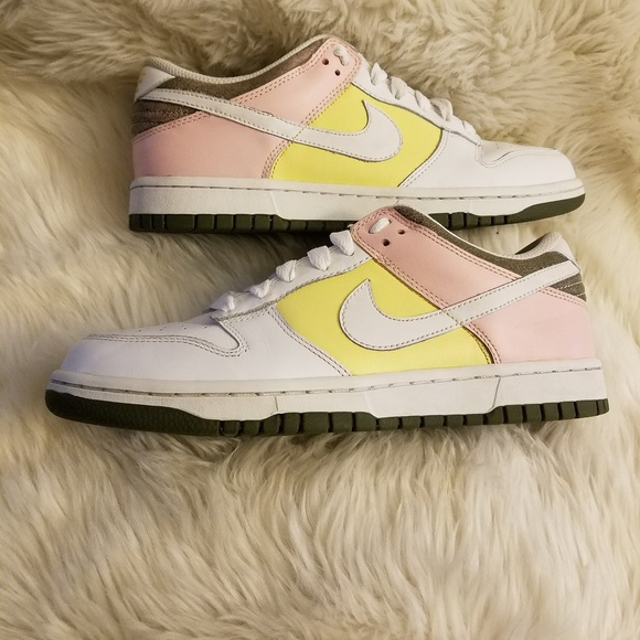 save off d12f7 510f6 Nike Dunk low Easter shoes
